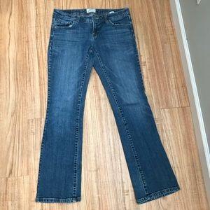 🌼 Aeropostale bootleg jeans.